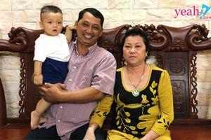 Niềm vui nối tiếp của gia đình trúng xe tiền tỷ ở miền Tây sông nước