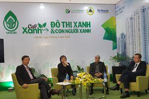 Tọa đàm Cafe Xanh: Làm sao để phát triển công trình xanh ?