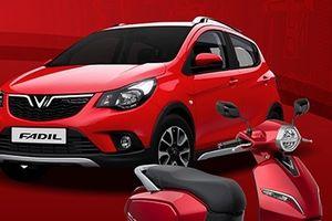 Xe cỡ nhỏ VinFast Fadil đã sẵn sàng ra mắt khách hàng Việt