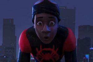 Phim 'Người nhện–Vũ trụ mới' tung trailer mới hấp dẫn và kịch tính