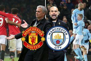 Đội hình kết hợp giữa Man City và MU: Paul Pogba đá cặp Davil Silva