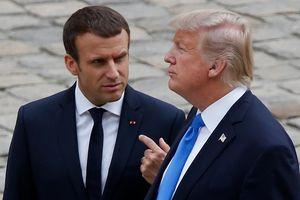 Tổng thống hai nước Pháp và Mỹ: Cần làm rõ vụ nhà báo Khashoggi