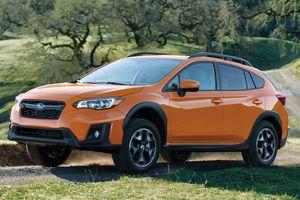 Thông số kỹ thuật và giá bán Subaru Crosstrek 2019