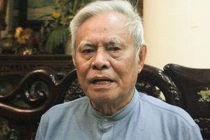 Ông Lê Quang Thưởng: Những kẻ 'cơ hội chính trị' rất thiếu trung thực, giỏi xun xoe, nịnh bợ