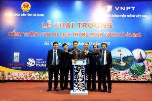 VNPT khai trương cổng thông tin du lịch thông minh tại Hà Giang, Cao Bằng