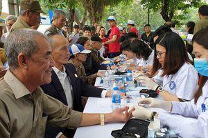 1.000 người dân Hà Nội được xét nghiệm, thăm khám miễn phí bệnh đái tháo đường