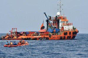 Indonesia ngừng tìm kiếm nạn nhân vụ rơi máy bay Lion Air