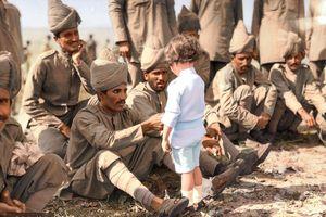 Những bức ảnh màu vô giá về Thế chiến thứ nhất