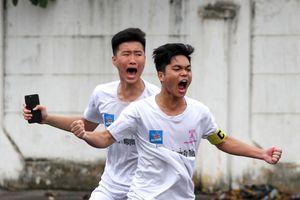 Cuộc ngược dòng ngoạn mục của THPT Nguyễn Gia Thiều