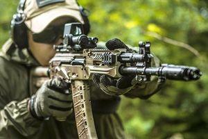 Nga đem súng trường AK-400 sang Syria thực chiến khiến đối thủ lo sợ