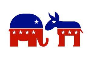 Chuyện 'voi' và 'lừa' trên chính trường Mỹ