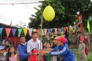 Phú Yên: Tưng bừng Ngày hội Đại đoàn kết toàn dân tộc trong các khu dân cư