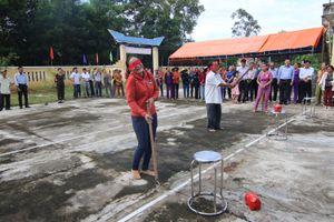 Quảng Nam: Ngày hội Đại đoàn kết toàn dân tộc ở làng Đại Lộc
