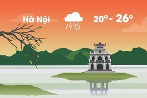 Thời tiết ngày 11/11: Sài Gòn nắng 34 độ C