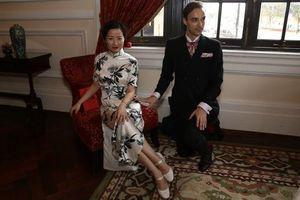 Lớp học nghi thức thượng lưu của giới siêu giàu Trung Quốc