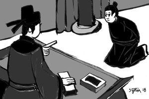 Móc họng trả thức ăn hối lộ và chuyện xử án của 3 'Bao Công nước Việt'
