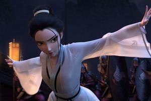 Chị em Bạch Xà, Thanh Xà được Hollywood làm phim hoạt hình