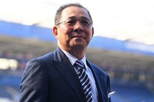 Leicester lên kế hoạch dựng tượng cố Chủ tịch Vichai phía ngoài SVĐ