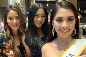 Tiểu Vy và các người đẹp Miss World rạng rỡ tại Trung Quốc