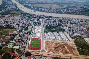 Ngắm tuyến đường không tên trị giá gần 200 tỷ ở Hà Nội