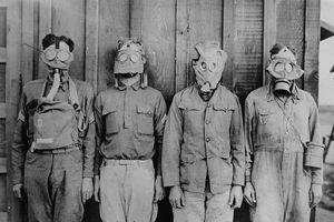 Những bức ảnh đặc biệt về Thế chiến I