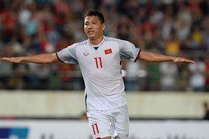 Tiền đạo ĐT Việt Nam: 'Trận gặp Malaysia để tranh ngôi nhất bảng'
