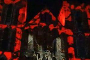 Biểu diễn ánh sáng lộng lẫy kỷ niệm 100 năm kết thúc Thế chiến I