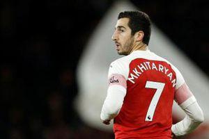 Arsenal vs Wolves (1-1): Mkhitaryan giúp 'Pháo thủ' thoát thua