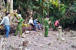 Công an điều tra vụ chòi canh bảo vệ rừng bị hàng chục người dân đốt phá