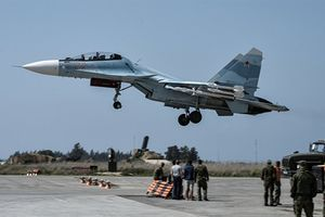 Nga bất ngờ rút hết Su-30SM khỏi Hmeymim
