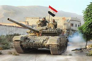 Syria dội bão lửa vào Al-Safa