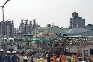 4 người Việt thương vong trong vụ nổ nhà máy ở Hàn Quốc