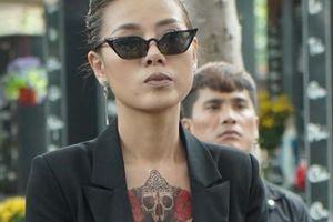 Chuyện tình 6 năm bị đưa vào phim, kiều nữ Nam Thư đáp trả cực tỉnh