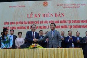 Bộ trưởng Trần Tuấn Anh nói gì khi bàn giao 6 'ông lớn' Nhà nước về Siêu Ủy ban?