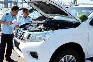Ô tô Thái Lan vào Việt Nam tăng mạnh, giá 430 triệu đồng/chiếc