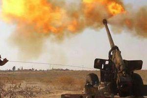 Đại chiến Syria: Khủng bố ồ ạt pháo kích giết nhiều binh sĩ chính phủ