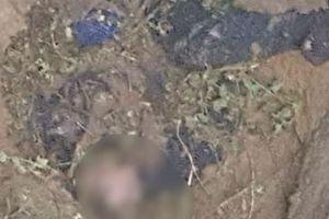Sơn La: Con gái bàng hoàng phát hiện thi thể bố trong hố sâu
