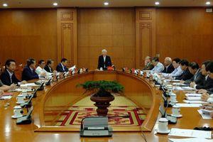 Tổng Bí thư, Chủ tịch nước chỉ đạo: Đẩy nhanh tiến độ xử lý nhiều đại án