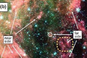 Hiện tượng lạ trong ngôi sao Eta Carinae gây sửng sốt