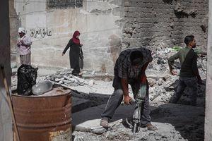 Khốn khổ cuộc sống người dân Mosul sau một năm thoát khỏi IS