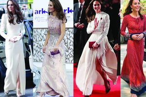 Biểu tượng thời trang nước Anh