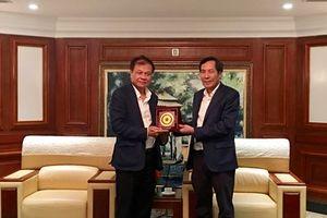 Tăng cường quan hệ hợp tác giữa Hội Nhà báo Việt Nam và Hội Nhà báo Lào
