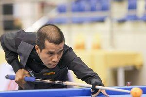 Trần Quyết Chiến lội ngược dòng vào bán kết giải billiards 3 băng ở Hàn Quốc
