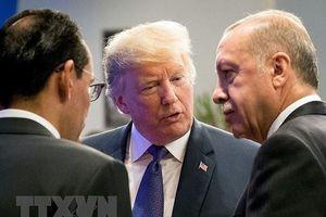 Bản tin 20H: Mỹ, Thổ Nhĩ Kỳ bàn về vụ nhà báo Khashoggi bị tiêu hủy