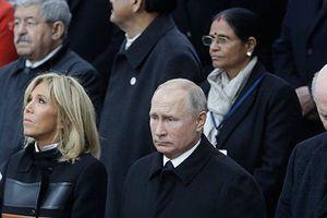 Lãnh đạo Nga, Mỹ, Pháp và EC ngồi chung bàn tiệc tại Paris