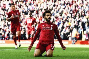 Salah lập công, Liverpool dễ dàng 'làm gỏi' Fullham