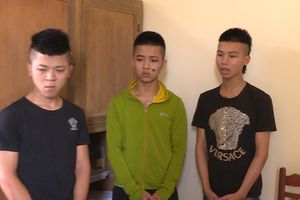 Tạm giữ nhóm thanh niên trẻ tuổi đòi nợ kiểu 'độc nhất vô nhị'