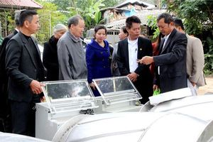 Thái Nguyên: Đẩy mạnh cơ cấu lại nông nghiệp