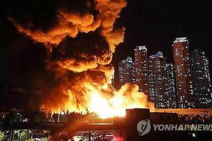 Đại sứ quán Việt Nam thông tin vụ nổ tại nhà máy ở Hàn Quốc