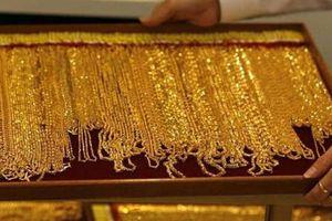 Giá vàng có một tuần giảm sâu